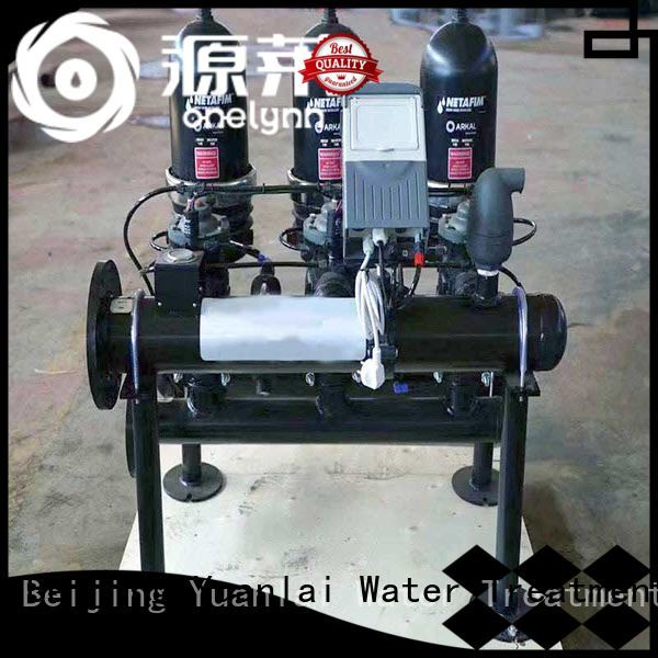 New water treatment equipment company for water treatment